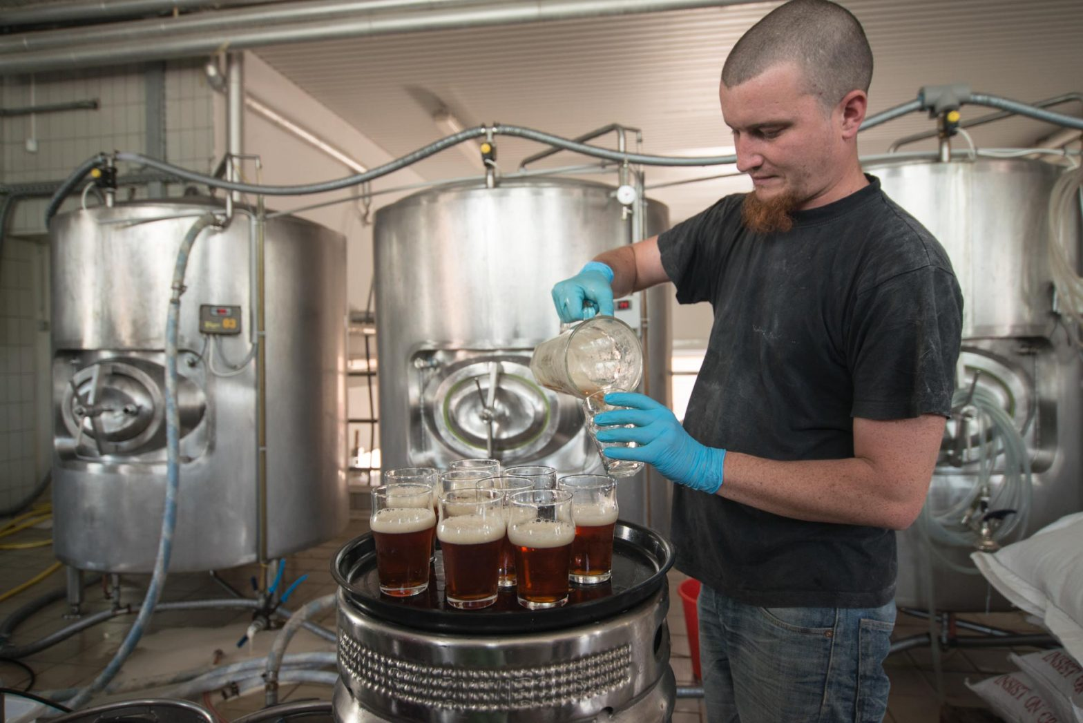 The Rauchbier Recipe for Brewing Smoked Beer